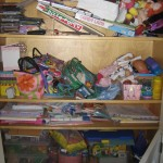 Playroom Closet (before)